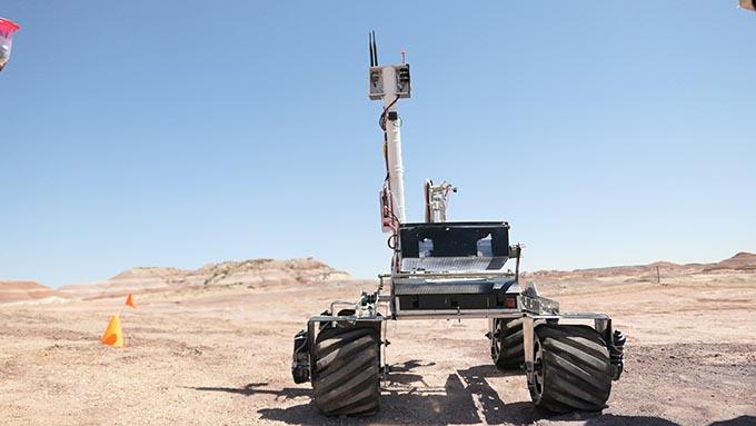 mission on mars robot challenge 2017