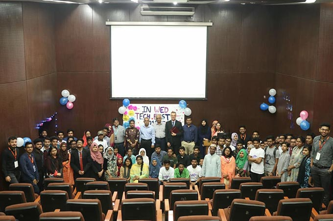IUB Celebrates International Women in Engineering Day