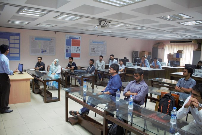 EEE Bangladesh Section Vitality Enhancement Event held at IUB
