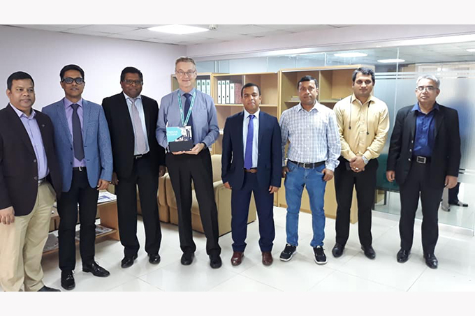 A High Level Delegation from Deakin University, Australia visits IUB