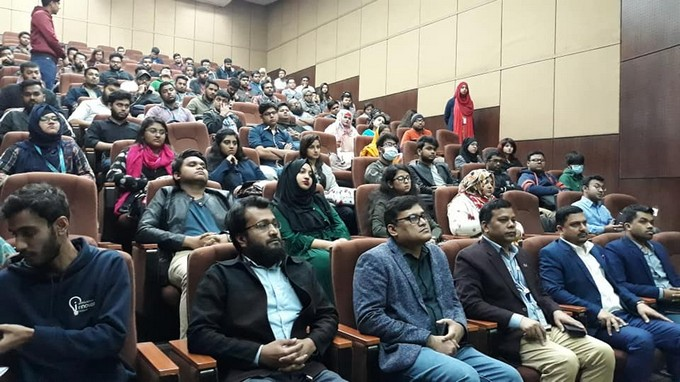 EEE department hosts a seminar on the Importance of Smart City
