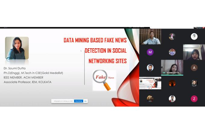 http://www.iub.edu.bd/articles/index/1681/IEEE-IUB-SB-organizes-a-webinar-on-Fake-News-Detection-in-Social-Media-Networks-using-Machine-Learning-Approaches
