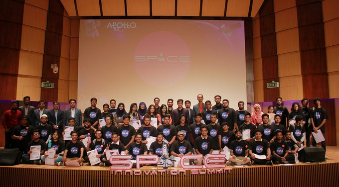 2nd Space Innovation Summit 2019 held at IUB