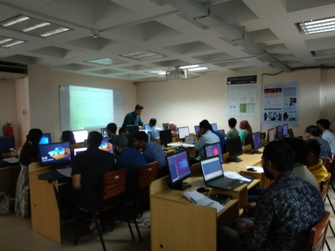 IEEE IUB Student Branch Workshop on PSPICE, PSIM and MATLAB