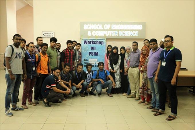 EEE Students Visit Power Plant in Sylhet